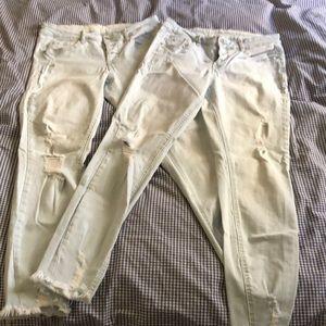 (2) Pair Vanilla Sky Jeans
